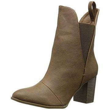 Nomad Women's Berkeley Boot, Tan, 6 M US
