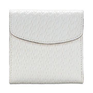 Woven Leather Reiti Wallet
