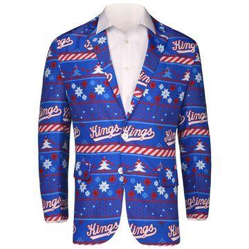 Sacramento Kings Klew Holiday Blazer - Royal