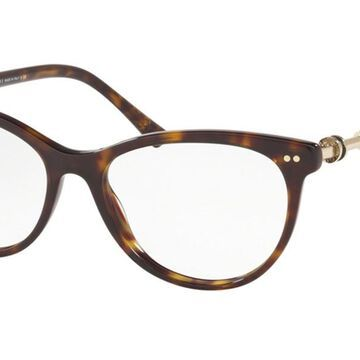 Bvlgari BV4174 504 Womens Glasses Tortoiseshell Size 52 - Free Lenses - HSA/FSA Insurance - Blue Light Block Available