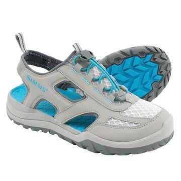 Simms Women's Riprap Wading Sandals 8; Mineral; Felt