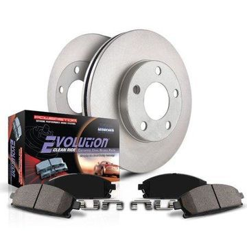 Power Stop KOE7655 Autospecialty OE Replacement Brake Kit -Front
