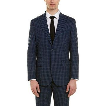 English Laundry Mens Wool Suit