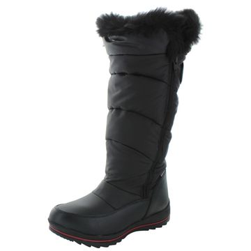 Cougar Bistro Women's Tall Waterproof Nylon Winter Snow Boots