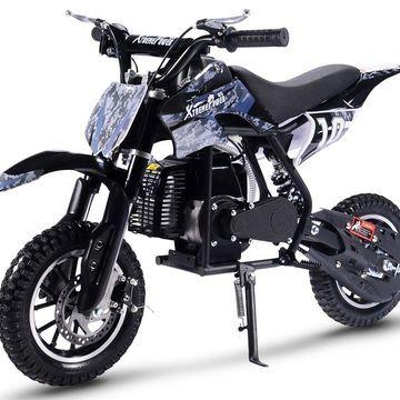 49cc 2Stroke Gas Motor Mini Pocket Bike Pixel Dirt
