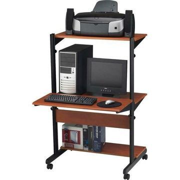 ''Mayline Eastwinds 8432SO Soho Adjustable Computer Workstation - 31'''' Table...''