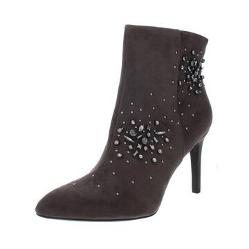 Circus by Sam Edelman Womens Octavia Booties Faux Suede Ankle