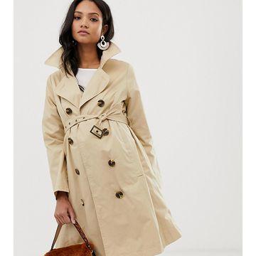 Mamalicious maternity mac jacket