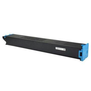 OEM Sharp MX-60NTCA (MX60NTCA) Toner Cartridge, CYAN, 40K YIELD