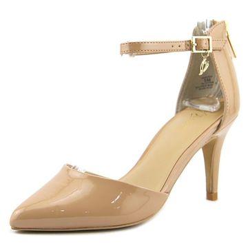 Thalia Sodi Womens Vanessa Closed Toe Ankle Strap Classic