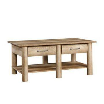 Sauder Boone Mountain Oak Coffee Table, 416562