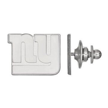 LogoArt Sterling Silver New York Giants Lapel Pin
