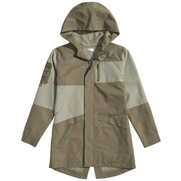 Little Boys Genuine Hooded Jacket, Created for Macy's