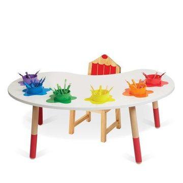ALEX Art Color Fun Pallet Desk & Chair