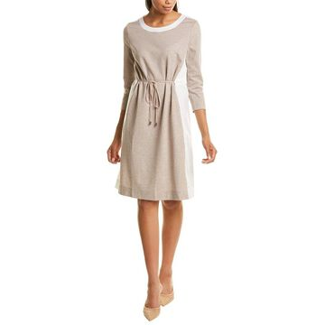 Peserico Tie-Front Dress