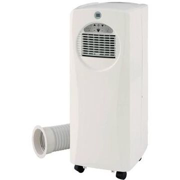 Sunpentown 9000 BTU Portable Oscillating Air Conditioner With Heater - White
