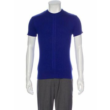 Vintage Short Sleeve Shirt Purple