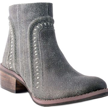 Nomad Leather Ankle Boots - Jameson