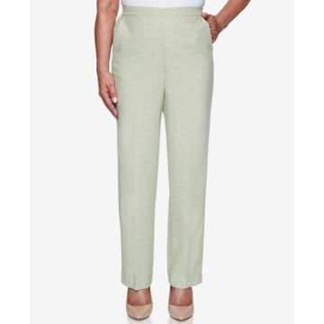 Alfred Dunner Petite Springtime In Paris Pull-On Short Pants