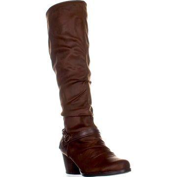 Bare Traps Womens Roz2 Closed Toe Knee High Fashion