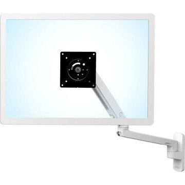 Ergotron Mounting Arm for TV, LCD Monitor - White - 1 Display(s) Supported34