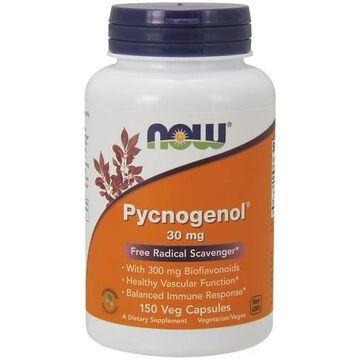 Pycnogenol 30mg Now Foods 150 Caps