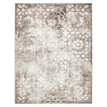 Unique Loom Sofia Collection Traditional Vintage Rug, Brown, 7X10 Ft