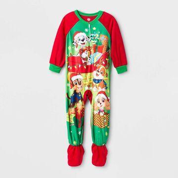Toddler Boys' PAW Patrol Footed Pajama -