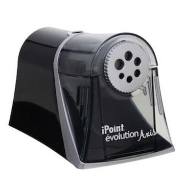 iPoint Evolution Axis Multi-Size Pencil Sharpener