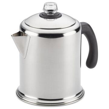 Farberware Yosemite Classic Stainless Steel 12-Cup Coffee Percolator