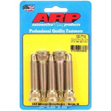 ARP Wheel Stud Press-On 12 mm x 1.50 Thread 5 pc P/N 100-7718