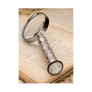 American Coin Treasures Silver Seated Liberty Dime Magnifying Glass