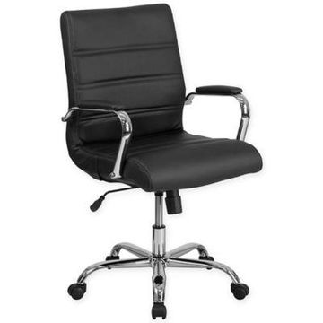 Flash Furniture Executive Chair in Black