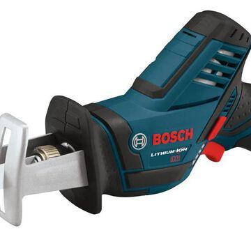 Bosch 12-Volt Variable Speed Cordless Reciprocating Saw with Battery   PS60-102