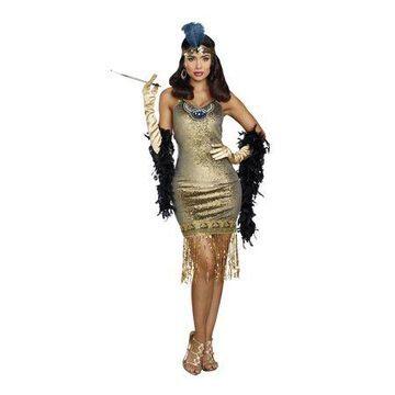Dreamgirl Women's 1920's Golden Girl Flapper Costume