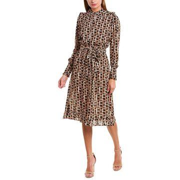 Elisabetta Franchi Womens Midi Dress