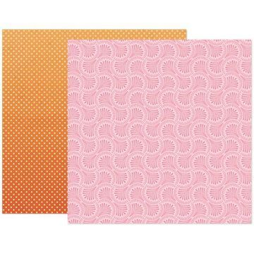 """Paige Evans Wonders Paper 5 Double-Sided 12"""" x 12"""" Cardstock, 25 Sheets By American Crafts 