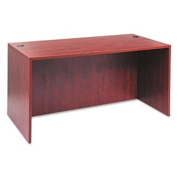 Alera Valencia Series Straight Desk Shell