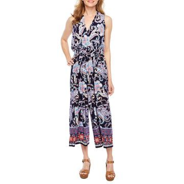 Studio 1 Sleeveless Jumpsuit