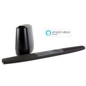 Polk Audio Command Bar Home Theater Sound Bar System with Amazon Alexa Built-In