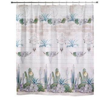 "Avanti Canyon 72"" x 72"" Graphic-Print Shower Curtain Bedding"