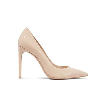 Sophia Webster - Rio Patent-leather Pumps - Beige