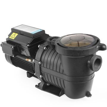 Swimming Pool Pumps Variable 4-Speed Energy Efficiency Above InGround 1.5HP 220V