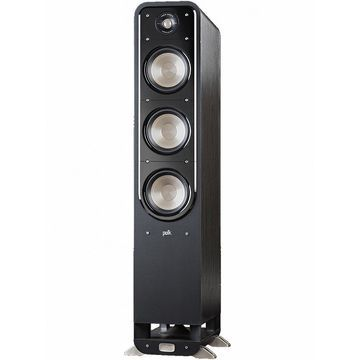 Polk Audio Signature S60 American HiFi Home Theater Black Tower Speaker (Each)