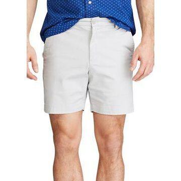 Chaps Men's Coastland Stretch Twill Flat Front Shorts - -