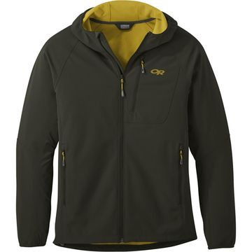 Outdoor Research Ferrosi Grid Hooded Jacket - Men's