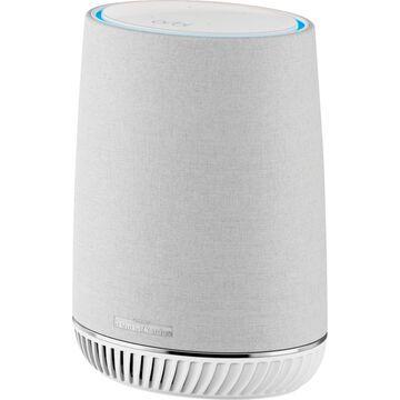 NETGEAR - Orbi Voice AC2200 Tri-Band Wi-Fi Range Extender and Smart Speaker