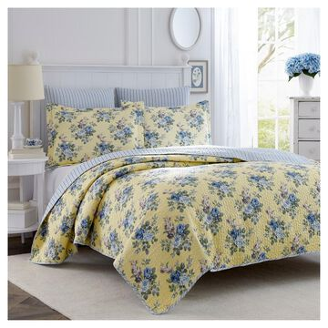 Linley Quilt And Sham Set - Laura Ashley