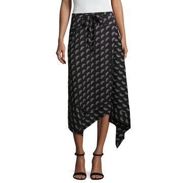 Worthington Wrap Sarong Skirt