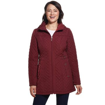 Women's Gallery Hood Quilted Jacket